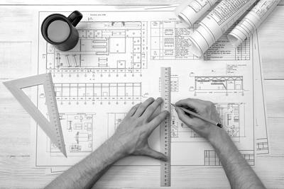 office buildout construction Madison