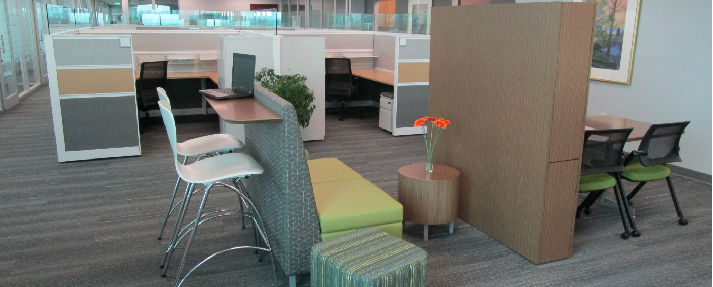 Madison Wisconsin office build-out